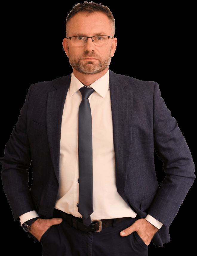 Rafał Słanek - Sales Specialist